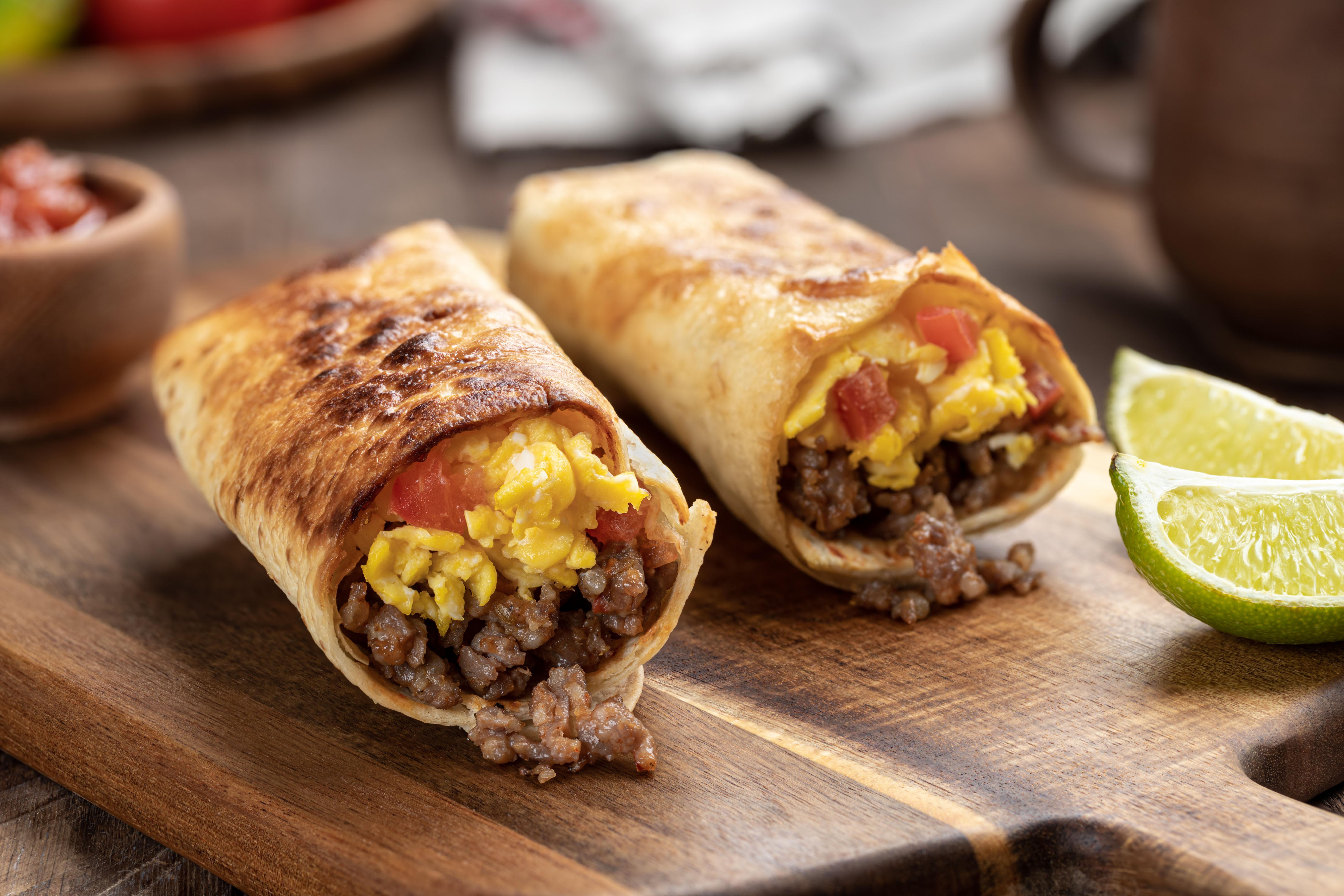 CUISINE: The Blind Burrito