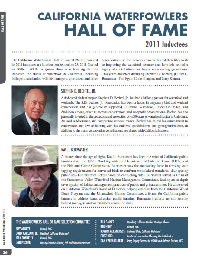 Screen shot of magazine page