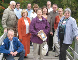 Members of the Rattray Marsh Protection Association