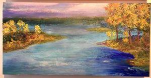 Artist Gary Zack - The Adirondack Series #10