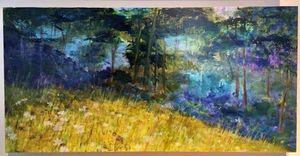 Artist Gary Zack - The Adirondack Series #7