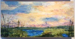 Artist Gary Zack - The Adirondack Series #9