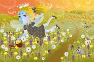 Sarah Price - The Queen's Flight