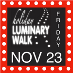 11.23.2018 Luminary Walk  eTicket