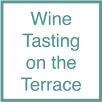 Wine Tasting on the Terrace - 4.25.19