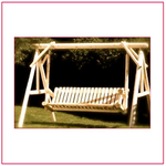 Farmstead Swings and Benches