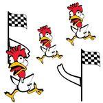 2019 Georgia's Chicken Run Entry Fee