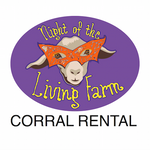 2019 Night of the Living Farm Corral Rental