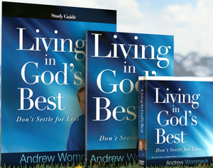 Living in God's Best CD Package