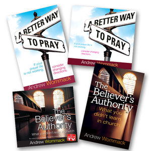 Better Way to Pray DVD Package