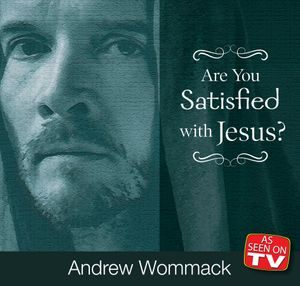 Are you Satisfied with Jesus? - DVD Album
