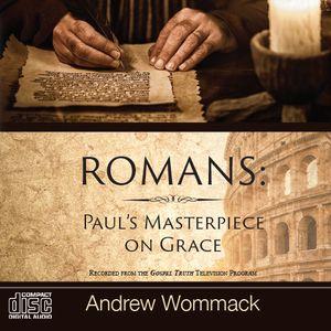 Romans: Paul's Masterpiece on Grace - CD Album