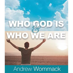 Who God is and Who We Are USB Album