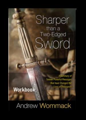 Sharper than a Two-Edged Sword (Workbook)
