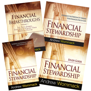 Financial Stewardship Package - DVD Version