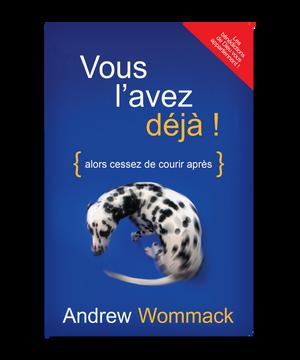 Vous l'avez déjà!  You've Already Got It (French)