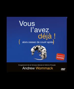 Vous l'avez déjà - Album DVD   French: You've Already Got It!- DVD Album