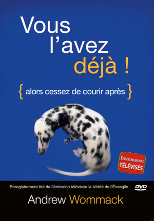 French: You've Already Got It!- DVD Album