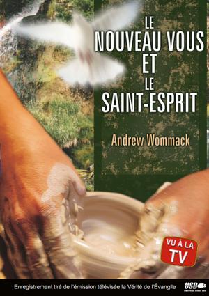 Le Nouveau Vous et Le Saint Esprit - album USB | French: The New You & The Holy Spirit - USB album
