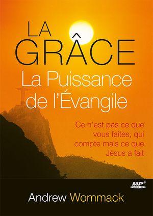 La Grâce, La Puissance de l'Évangile - Album CD  French: Grace - The Power Of The Gospel - CD Album