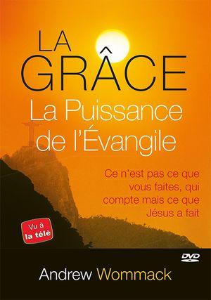 La Grâce, La Puissance de l'Évangile - Album DVD   French: Grace - The Power Of The Gospel - DVD Album