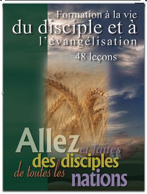 Évangélisation des disciples - Guide d'étude  French: Discipleship Evangelism - Study Guide