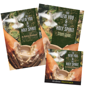 The New You & The Holy Spirit CD Package