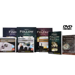 God's Will Package – DVD Package