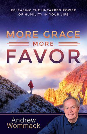 More Grace, More Favour
