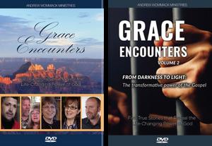 Grace Encounters Volume 1 & 2