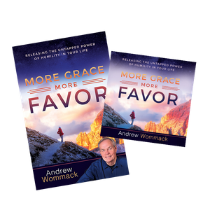 More Grace, More Favor CD Package