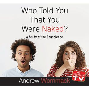 Who Told You That You Were Naked? DVD Album - As Seen on TV