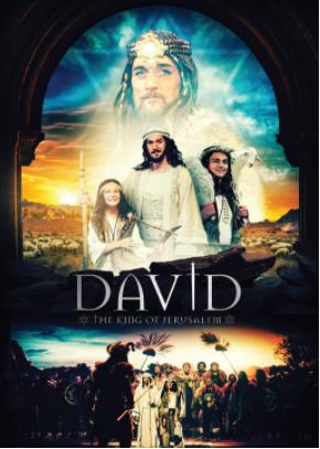 David, The King of Jerusalem Musical