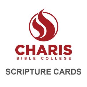 Scripture Cards - Encouragement