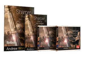 Sharper than a Two-Edged Sword CD Package