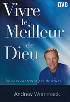 Vivre Le Meilleur De Dieu Album DVD (Living in God's Best-French)