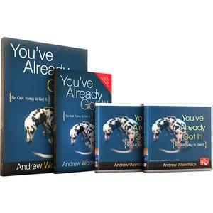 You've Already Got It - DVD Album Package