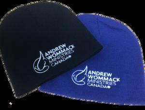 AWMC Logo Toque-Black