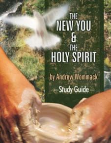 New You & the Holy Spirit - Spanish Study Guide