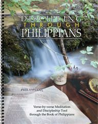 Discipling through Philippians