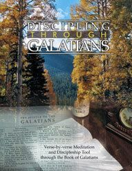 Discipling through Galatians