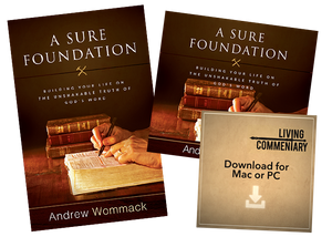 A Sure Foundation Package - CD Version