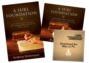 A Sure Foundation Package - DVD Version