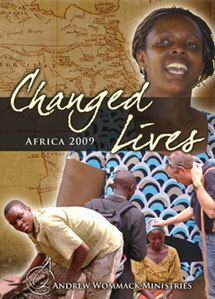 Changed Lives, Africa 2009