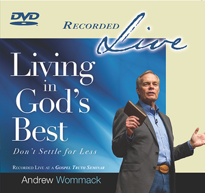 Living in God's Best - Recorded Live