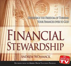 Free Financial Stewardship DVD Album (Use Promo Code: FS_2020 | One per household | Nov 9-Dec 18th, 2020 only)
