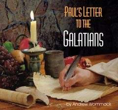 Paul's Letter to the Galatians - CD Album & Study Guide