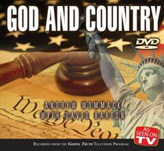 God and Country - Interview with David Barton