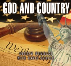 God and Country CD Album