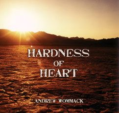 Hardness of Heart - CD Album
